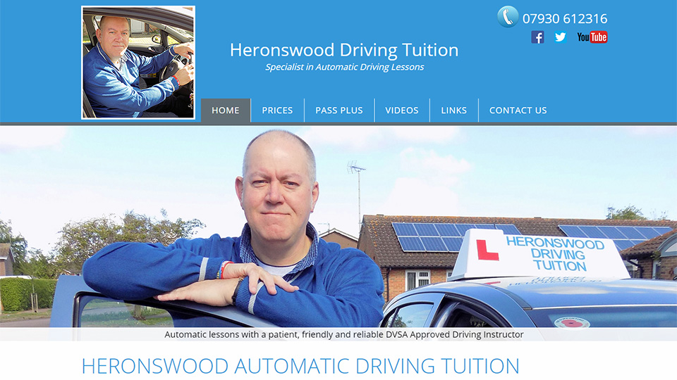 Heronswood Driving Tuition