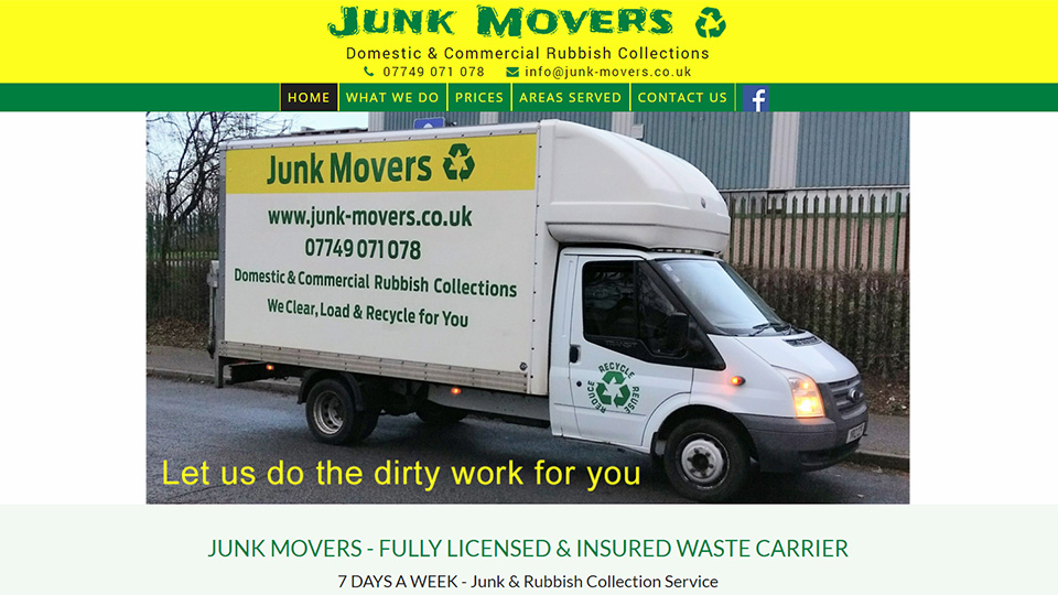 Junk Movers