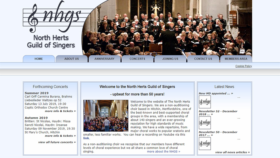 North Herts Guild of Singers